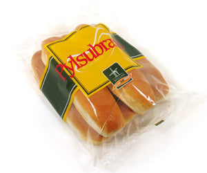 Hot dogs buns - 5 pieces - Topiceland