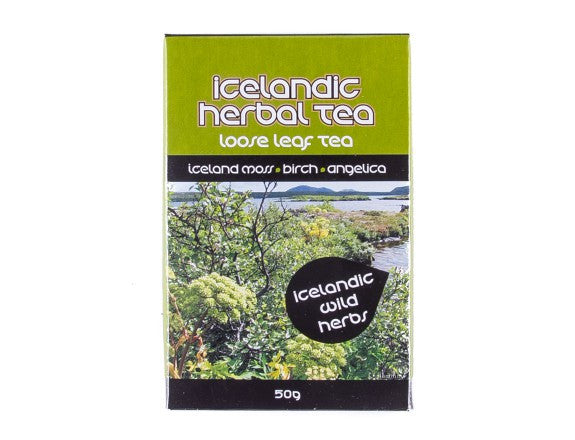 Icelandic Herbal Tea - (50gr) - Topiceland