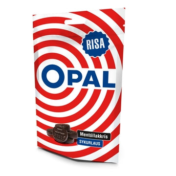 Big Red Opal Sugarfree (100g) - Topiceland