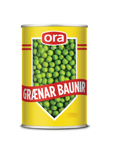 Ora Canned Green Beans (420 gr.) - Topiceland