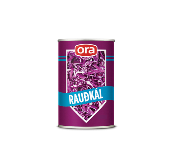Rauðkál Dós - Red Cabbage (420gr)