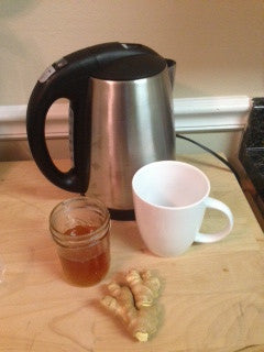 Mollie's Detox-Support Ginger Tea