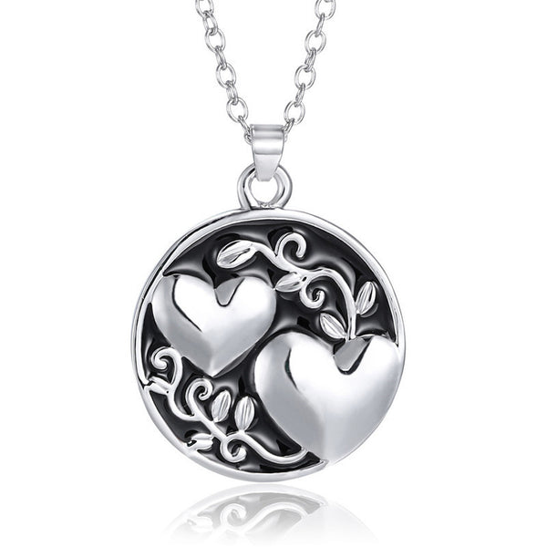 Engraved Necklace - Love Chain