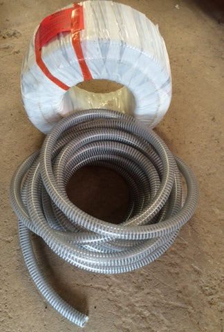 Hose: 75 feet air seeder hose 25 mm for Delimbe T15