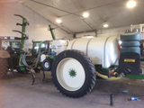 Delimbe seeder T20 800L + 3 points hitch & independant distribution head options