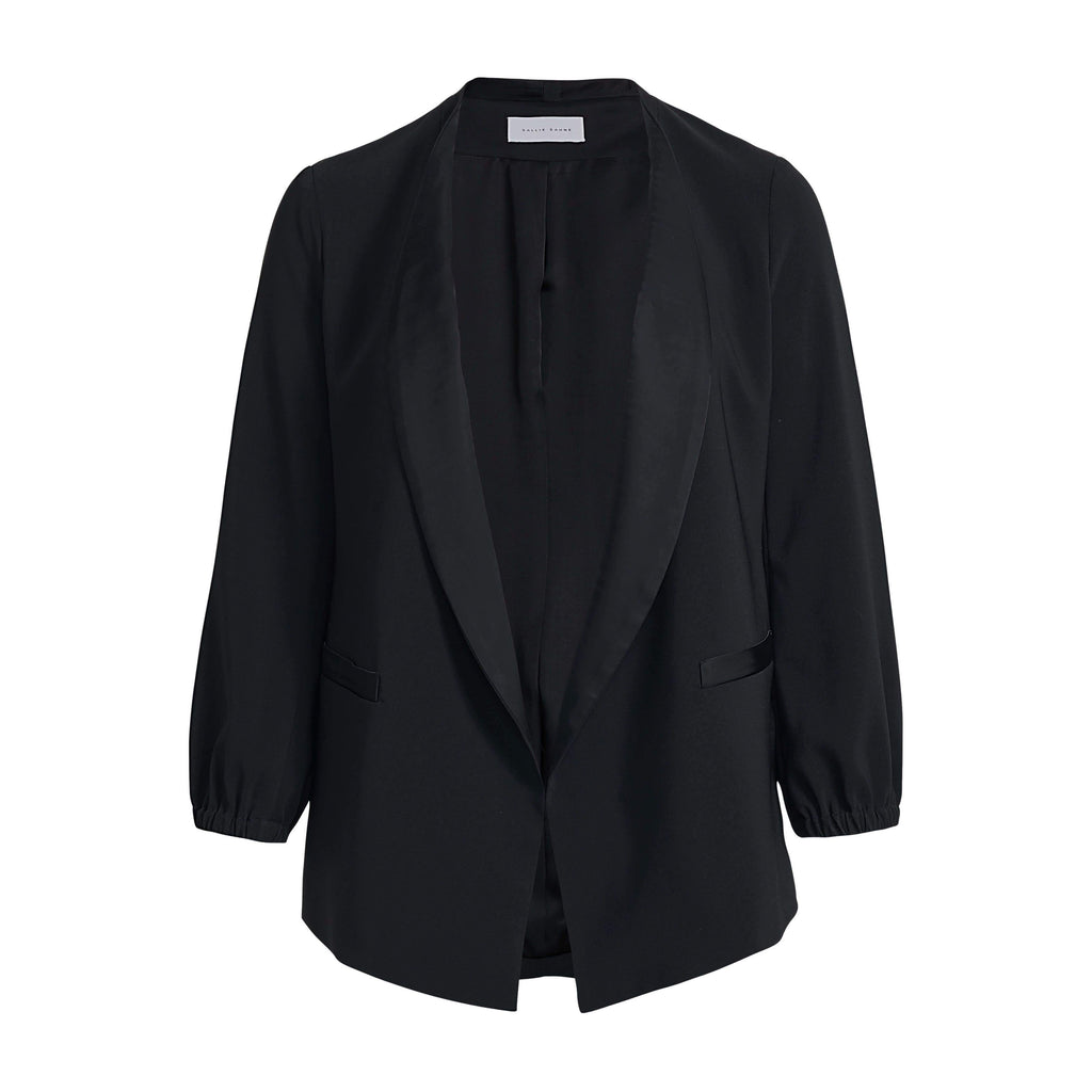 Blazer Smoking zwart