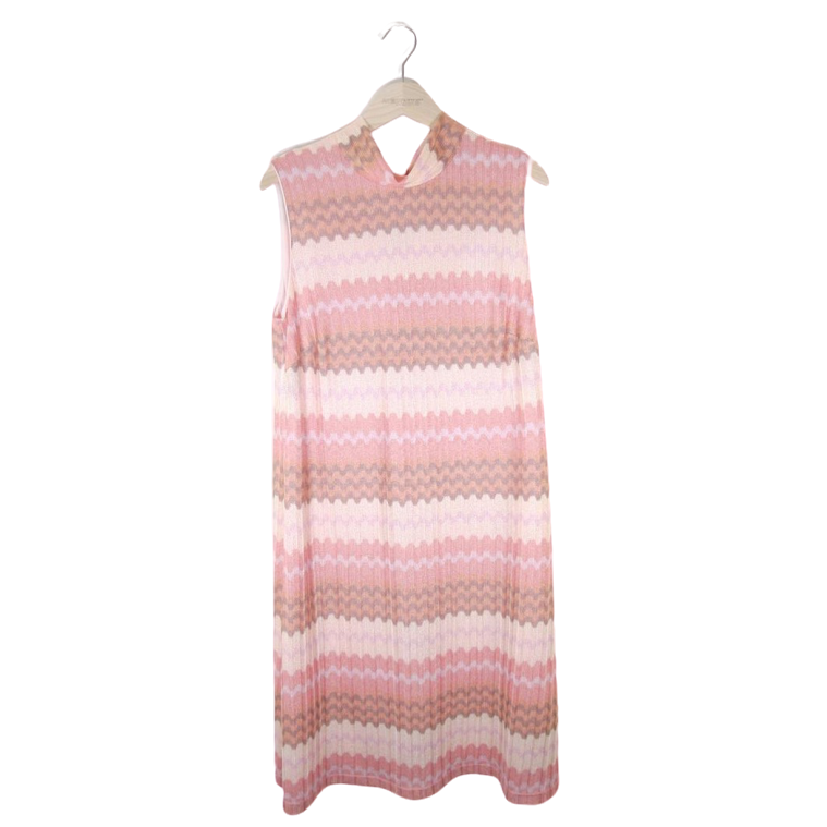 Jurk missoni rose