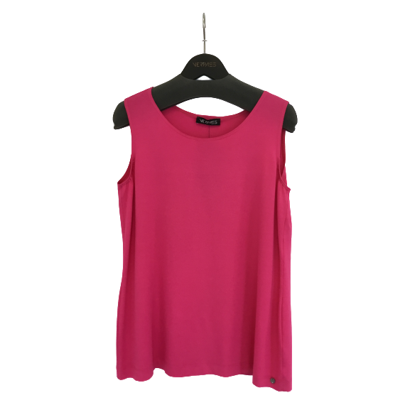 Top basic rh fuchsia