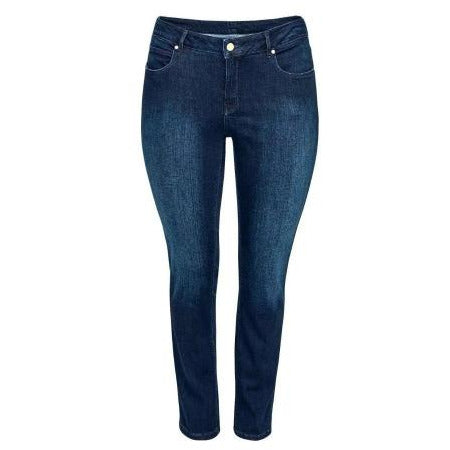 Broek 5-pocket jeans denim