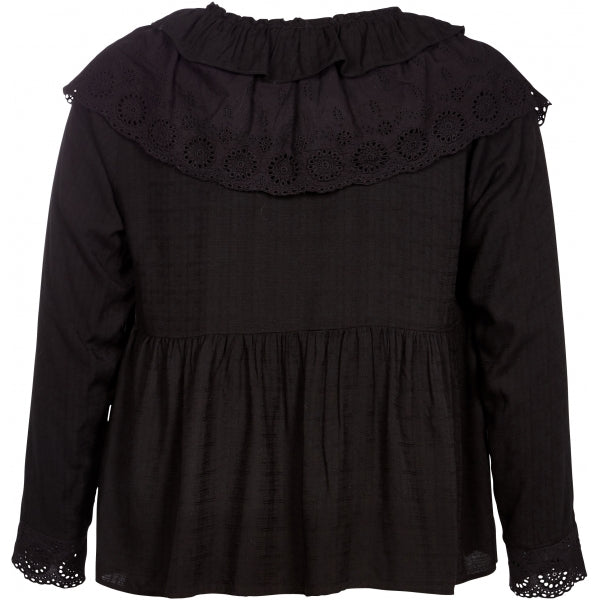 Blouse Ember embroidery zw