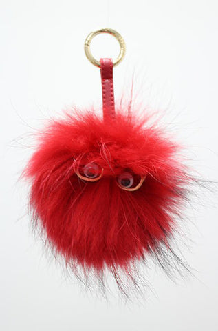 Nila Anthony Faux Furball with Glasses Asst Colors - Cimiche