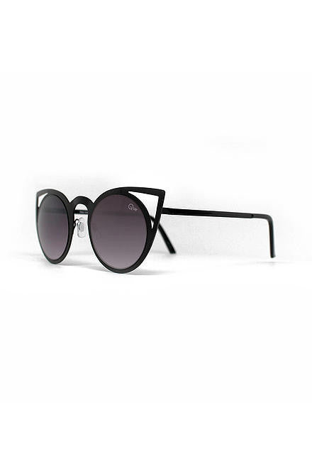 Quay Invader Black Frame Sunglasses - Cimiche