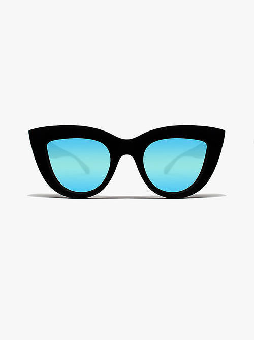 Quay Kitti Black with Blue Lens - Cimiche