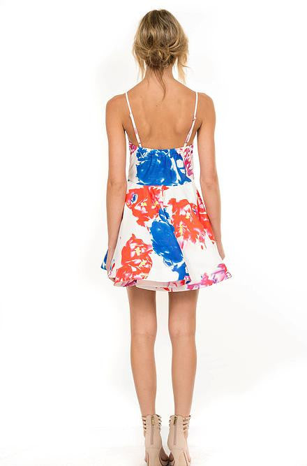 Luxxel-The Kaleidoscopic Dress - Multicolor