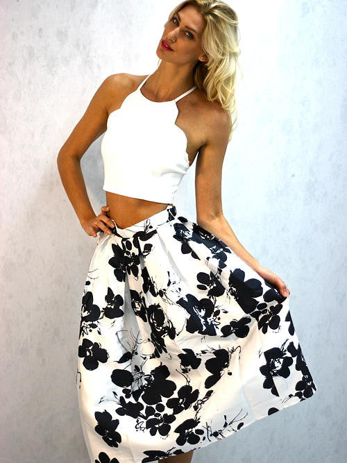 L'atiste - The Annabelle Skirt - Cimiche