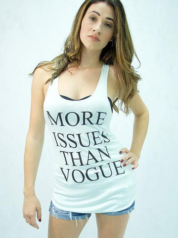 G & G - More Issues than Vogue T-Shirt - Cimiche