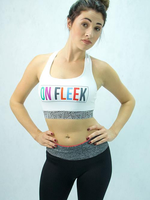 Swinn - On Fleek Sports Bra - Cimiche