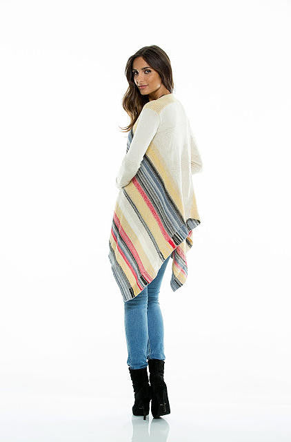 Elan Striped Sweater - Cimiche