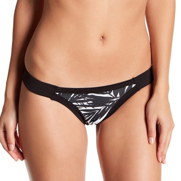 Sole East Women's SoBe Bottom, Black Palm/Black - Cimiche