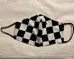 Grand Prix Print - 100% Cotton Masks