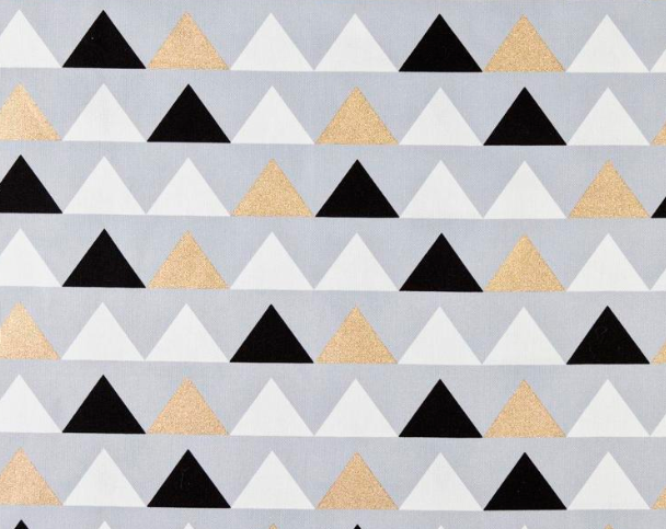 Triangle Print - 100% Cotton Masks