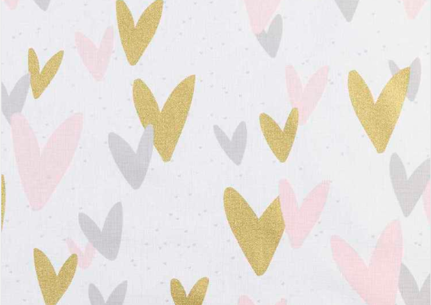 Heart Print - 100% Cotton Masks