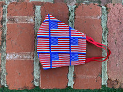 USA Flag - 100% Cotton Masks