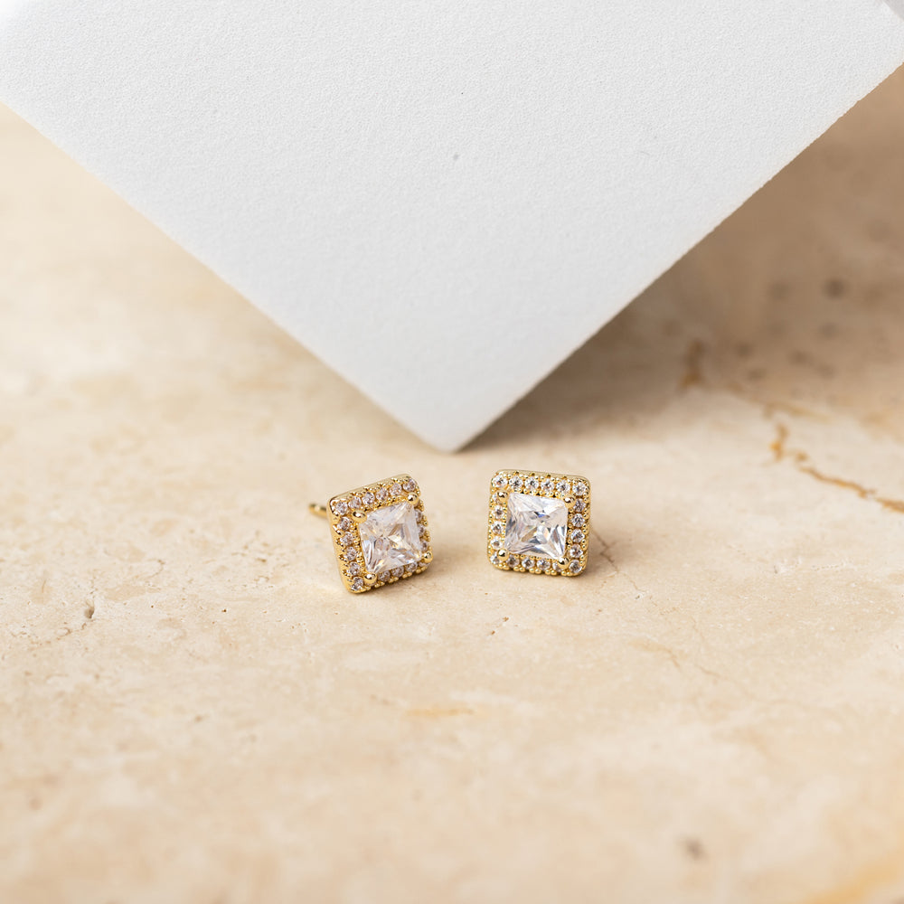 Princess Halo Studs
