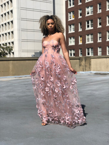 Summer In The City Maxi Dress