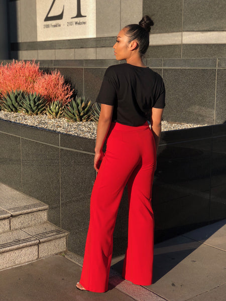 Jewel Wide Leg Pants