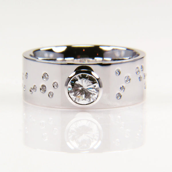 Custom Order Engagement Ring