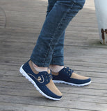 Fashion brand man Sneakers Canvas men's shoes For Men,Daily casual shoes Spring Autumn man's sneakers shoes