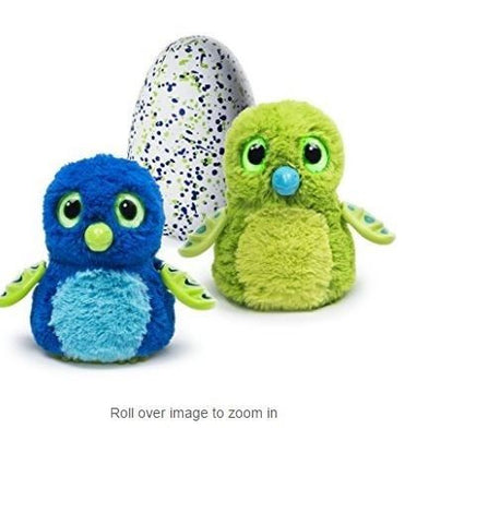 Hatchimals LOT OF 2 =  & 1 Draggle (Blue/Green) SOLD OUT  Get them now