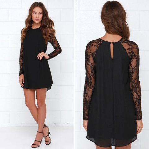 New Fashion Summer Sexy Women Mini Dress Casual Dress for Party Date