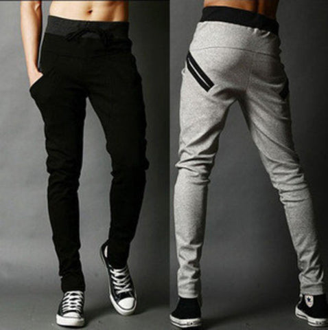 With Pocket Casual Stylish Pants Sportswear