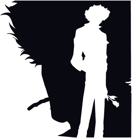 Cowboy Bebop -- Spike Spiegel Anime Decal Sticker