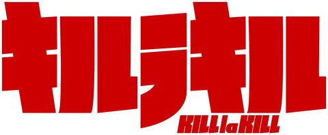 Kill La Kill -- Logo Anime Decal Sticker