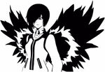 Tokyo Ghoul -- Touka Anime Decal Sticker