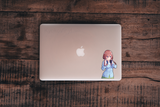 Quintessential Quintuplets - Miku Nakano Anime Decal Sticker