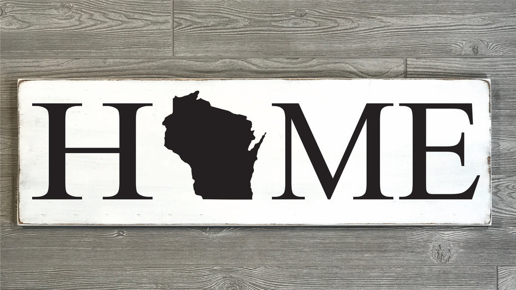 Home State of Wisconsin