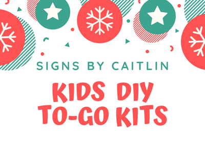 St. Francis Xavier Family Fun Night DIY KIDS TO GO KITS