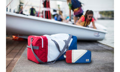 Tri-Sail Toiletry Bag - SailorBags Australia - 3