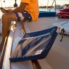 Sailcloth iPad/Tablet Sleeve - SailorBags Australia - 3