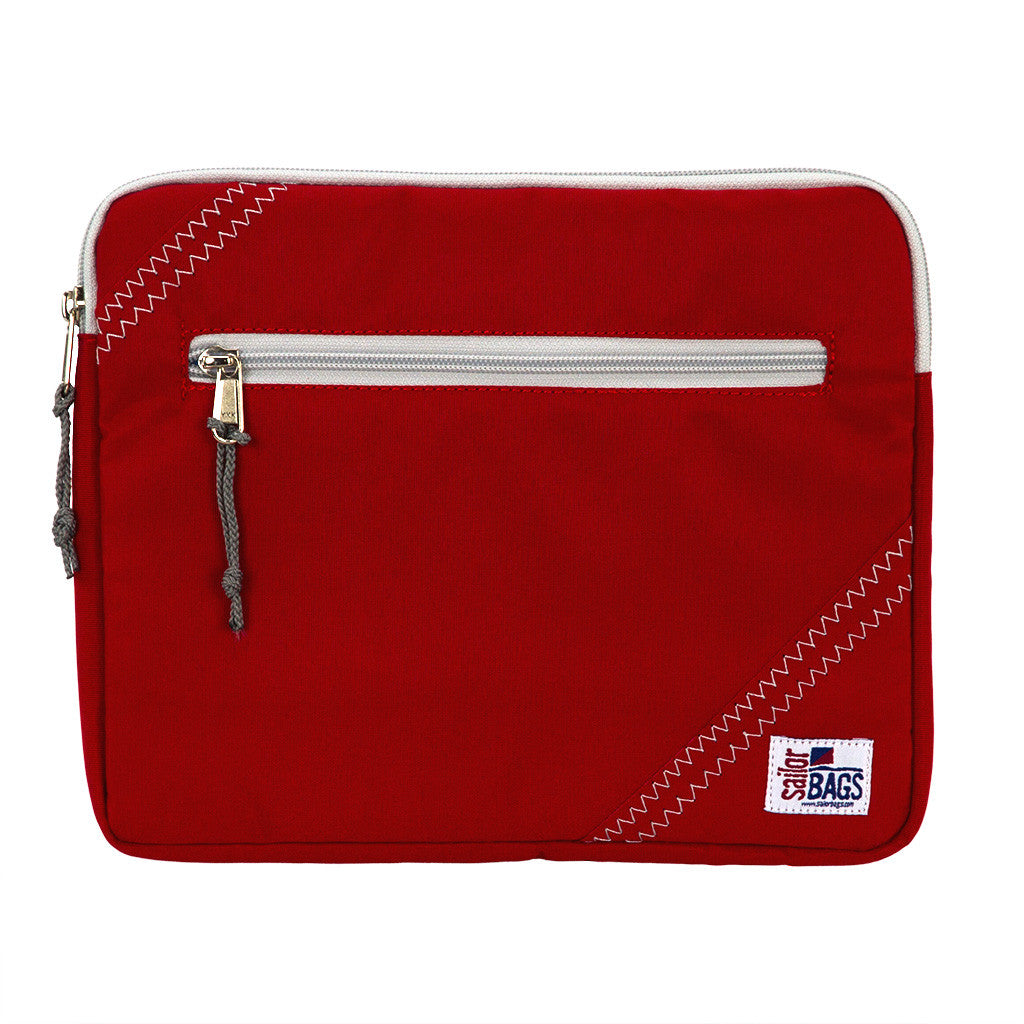 Sailcloth iPad/Tablet Sleeve - SailorBags Australia - 4