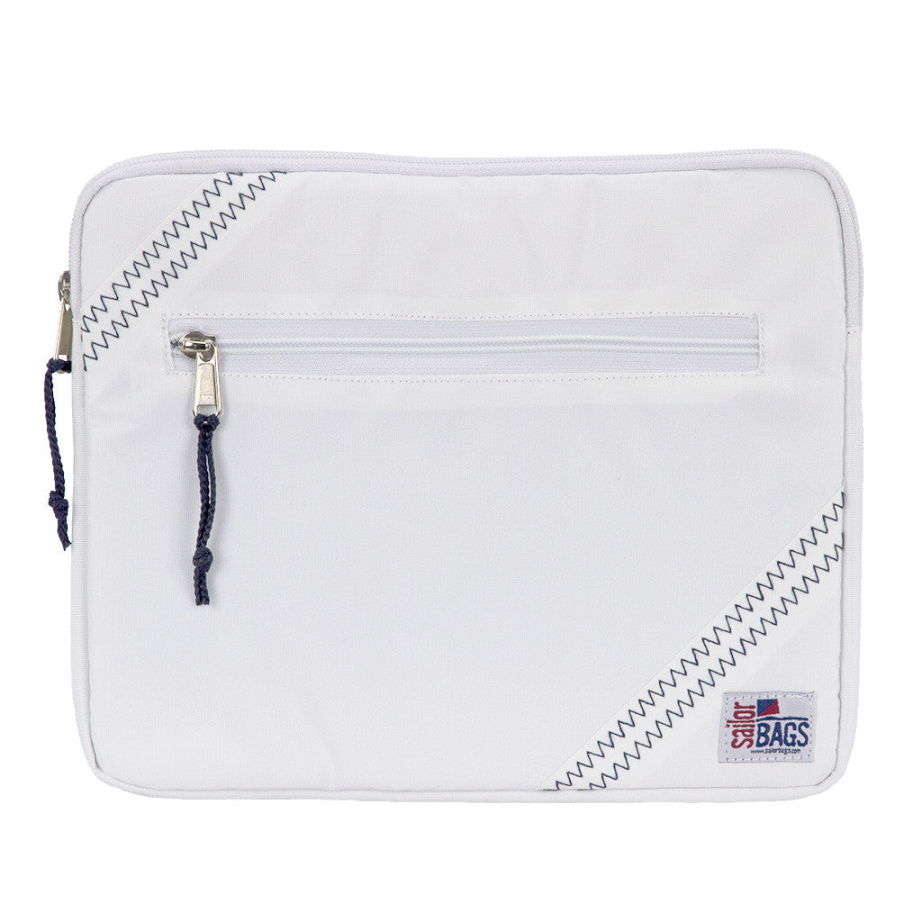 Sailcloth iPad/Tablet Sleeve - SailorBags Australia - 5
