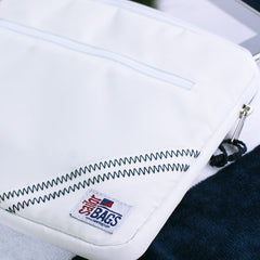Sailcloth iPad/Tablet Sleeve - SailorBags Australia - 2