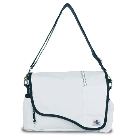 Sailcloth Messenger Bag - SailorBags Australia - 1