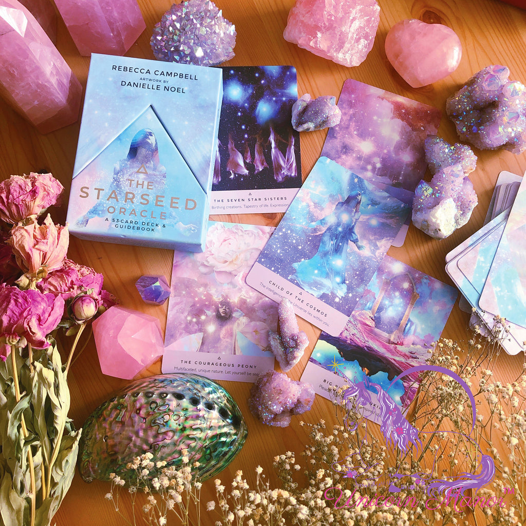 The Starseed Oracle Cards