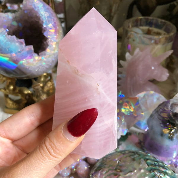 Rose Quartz Generator Point #2
