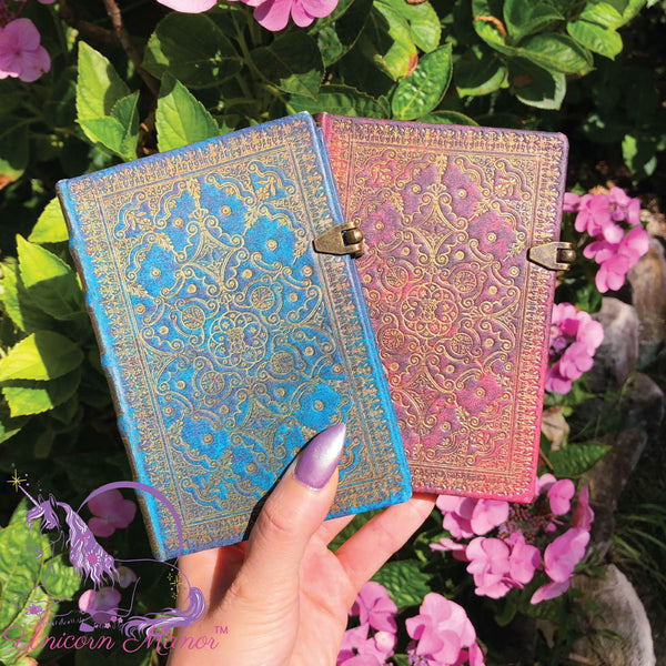 Ornate Book of Shadows Journal A5